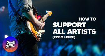 Οι fans μπορούν (και πρέπει) να βοηθήσουν τους μουσικούς αυτήν την περίοδο