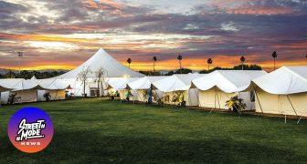 Οι σκηνές των festival γίνονται σκηνές για τα νοσοκομεία
