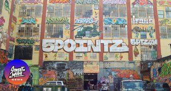 Οι graffiti artists του 5 Pointz αποζημιώνονται με 6,75 εκατομμύρια δολάρια!