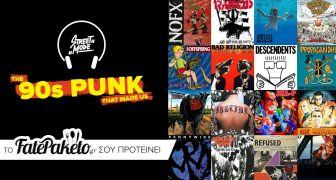 90's Punk That Made Us – Mixtape